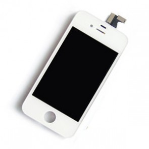 iPhone 4 Replacement LCD Outer Frame WHITE