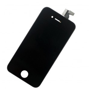 iPhone 4S Replacment LCD Outer Frame BLACK