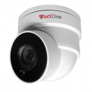 MaxxOne 4MP Spot IP CCTV Camera with 30m IR & 3.6mm Lens (White)